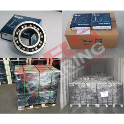 KOYO 22214RHRK Bearing Packaging picture
