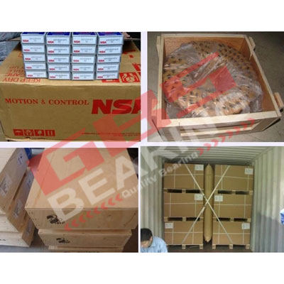 NSK NAFW405534 Bearing Packaging picture
